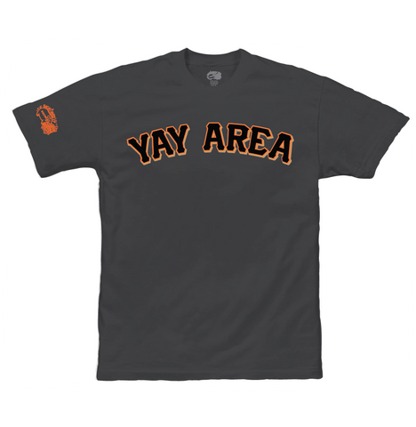 Giants YAY AREA 2020 Tee