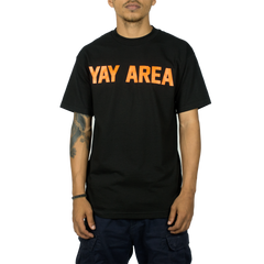Giants YAY AREA Tee