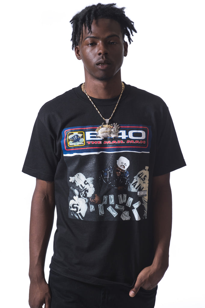 The Mail Man Album Tee