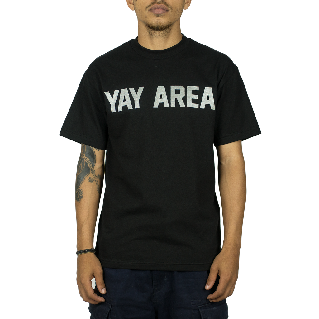 Raiders YAY AREA Tee