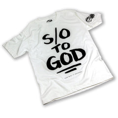 Shout Out To God Tee