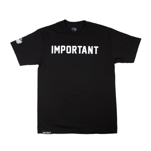 Important Tee