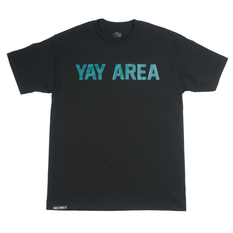 Sharks YAY AREA Tee