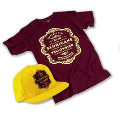 Sluricane Yellowbird Tee