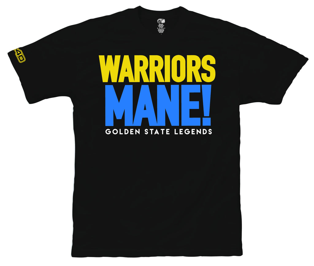 Warriors Mane! Tee