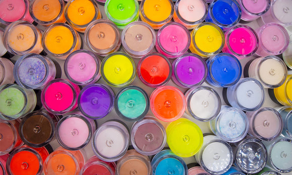 Acrylic Pigment Collections