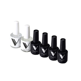 BUY 4 GEL POLISH TOP COATS - GET SUPER BOND AND DEHYDRATOR FREE