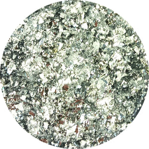 Chrome Flakes by Valentino Beauty Pure - Silver Flakes