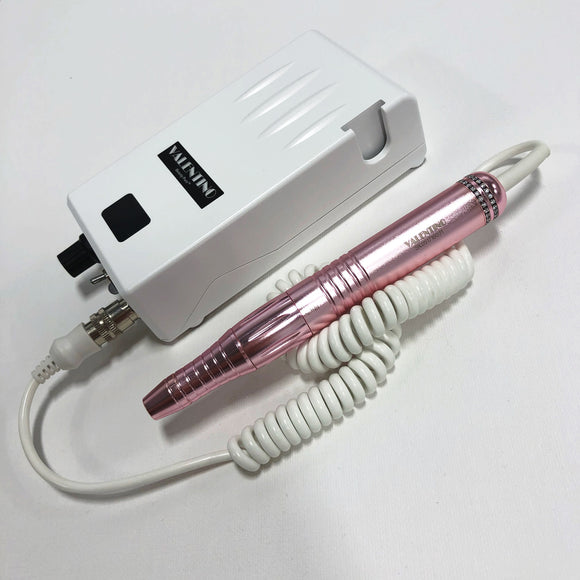 E-File With Rose Gold and Crystal Handpiece - VUnit by Valentino Beauty Pure
