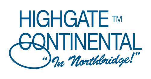 Highgate Continental: In Northbridge logo