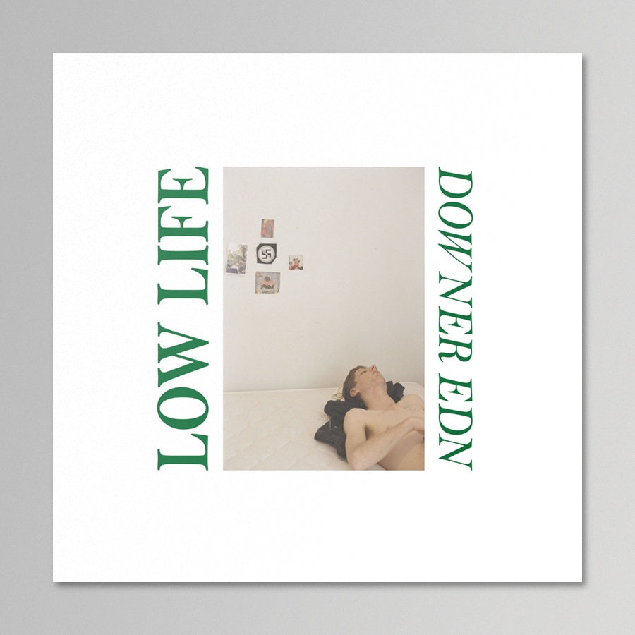 Lowlife - Downer Edn sleeve