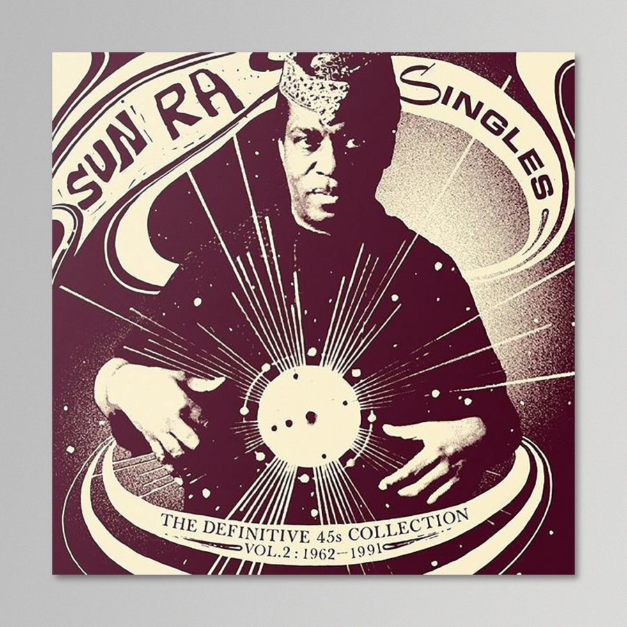 Sun Ra - Singles Volume 2 (Definitive 45s Collection 1952-1991)