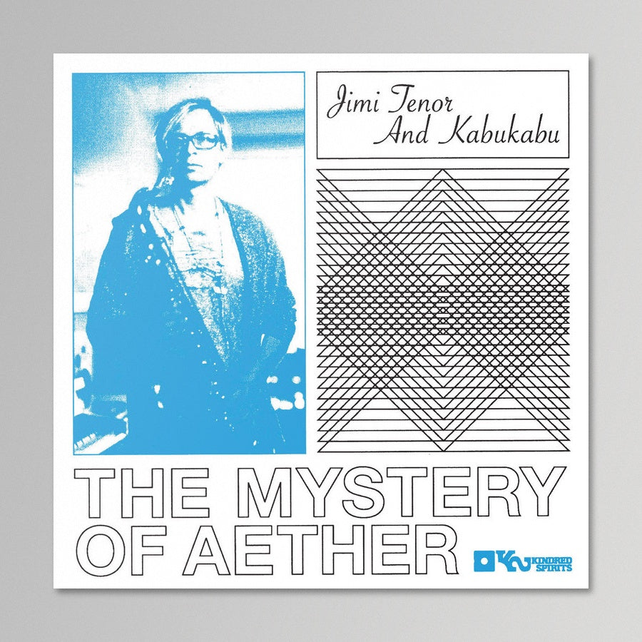 Jimi Tenor & Kabukabu - Mystery of Aether