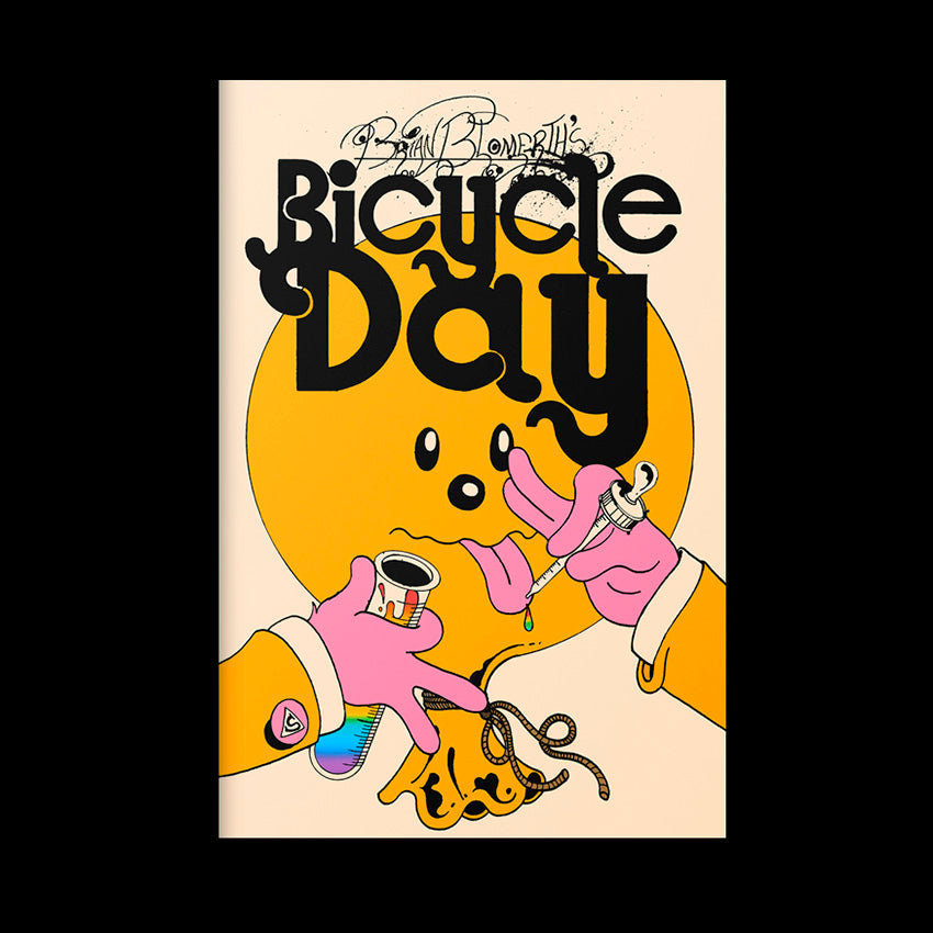 Brian Blomerth - Brian Blomerth's Bicycle Day