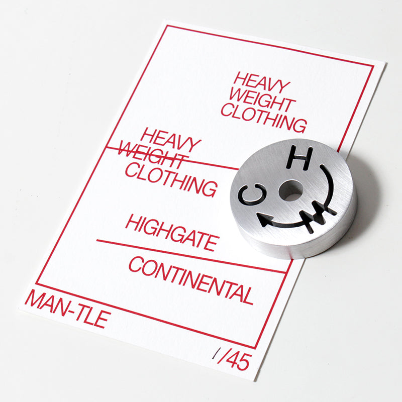 Heavy Weight Clothing / Highgate Continental 45 Adapter