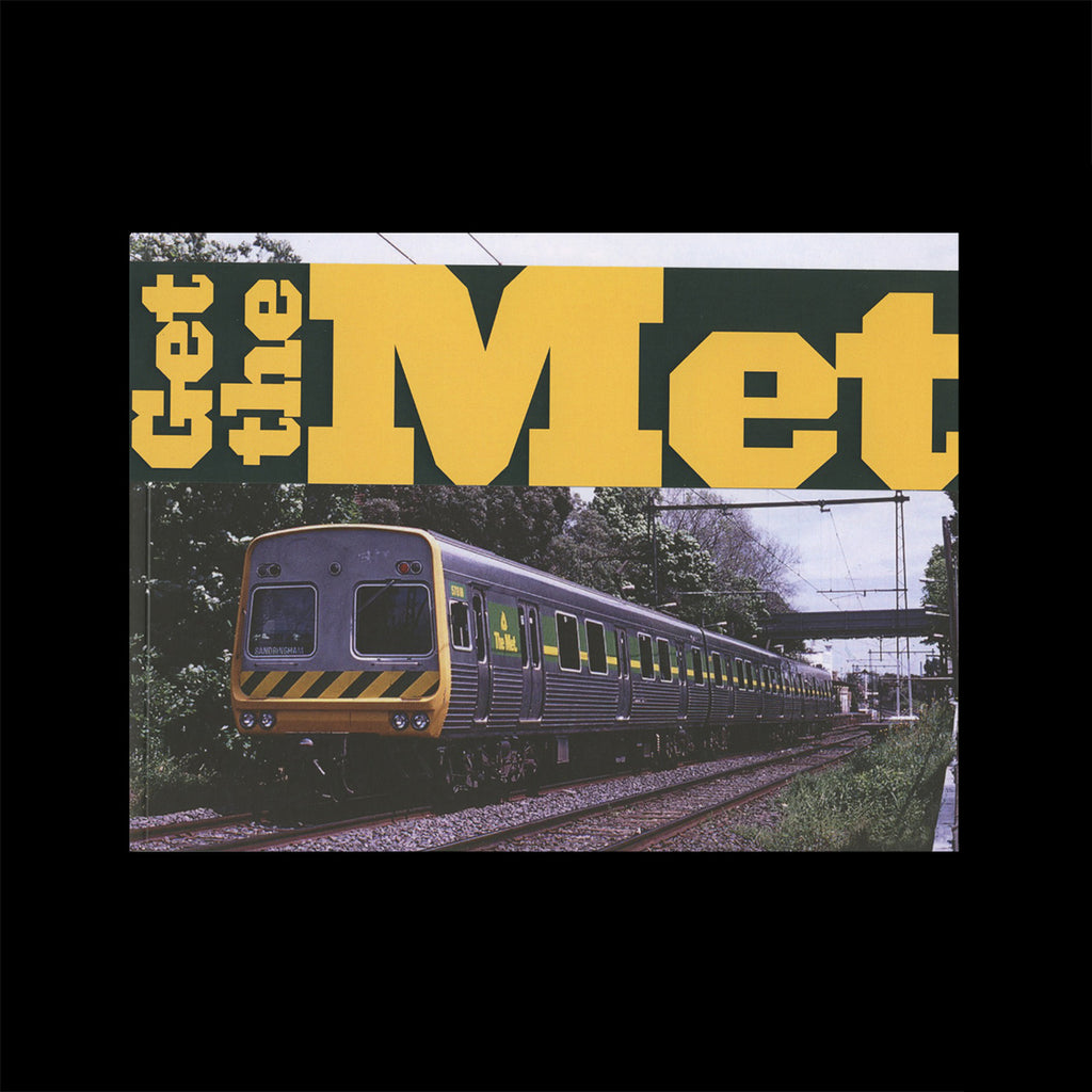 Get the Met: the evolution of Melbourne's train system