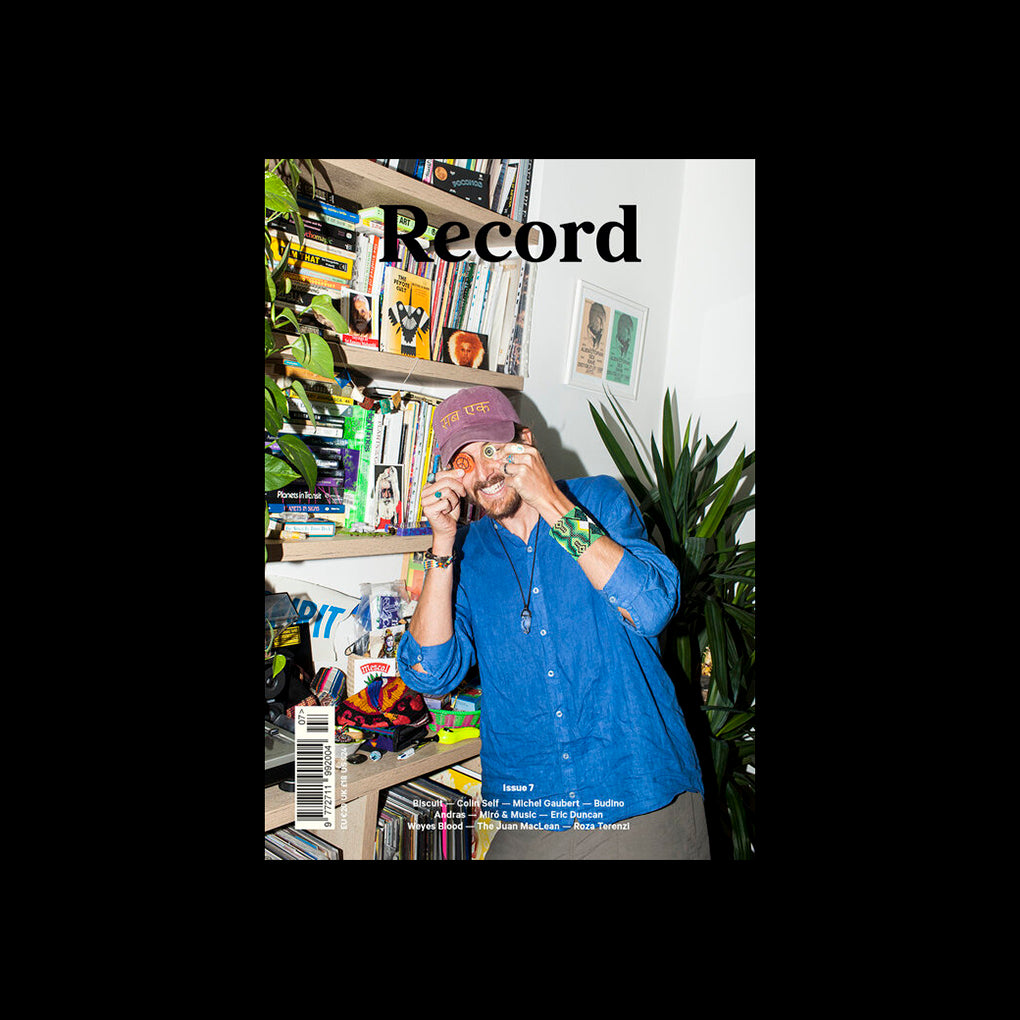 Record Culture - Issue 7