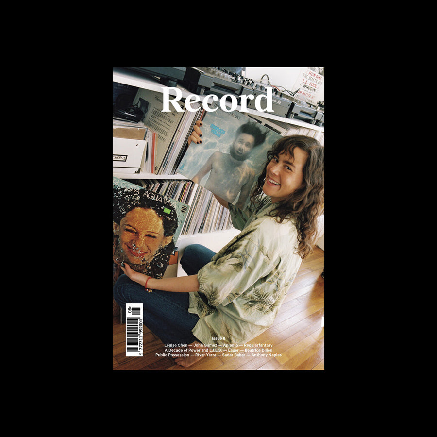 Record Culture - Issue 8