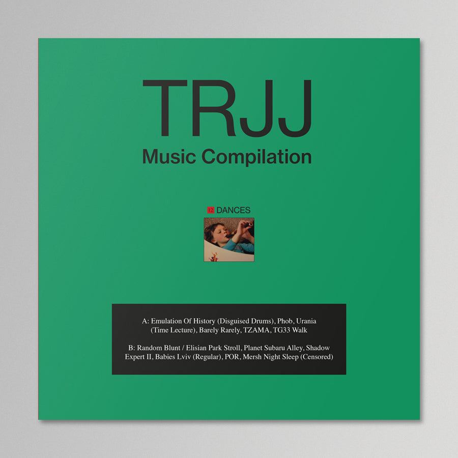 "TRJJ - Music Compilation ""12 Dances"""