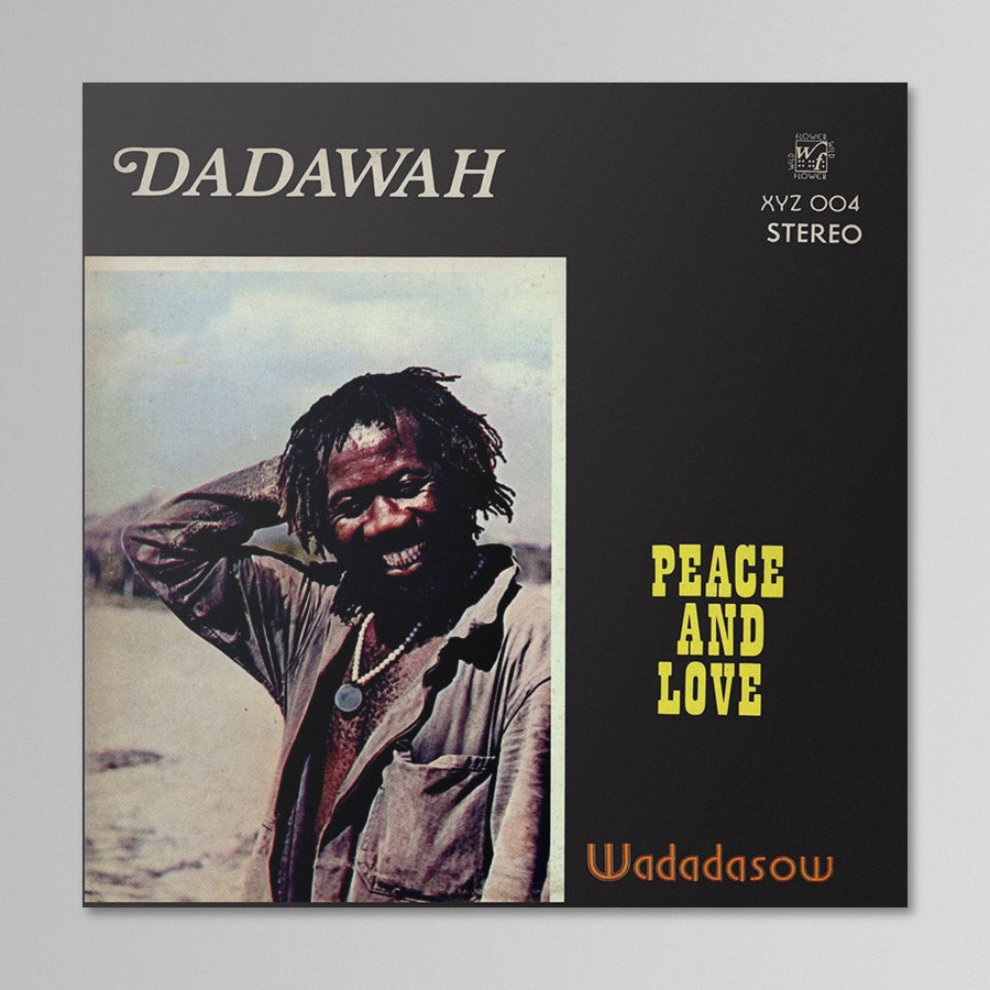 Dadawah - Peace And Love cover