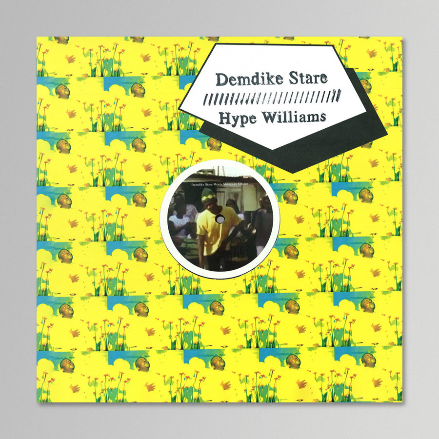 Demdike Stare / Hype Williams ‎– Meet Shangaan Electro