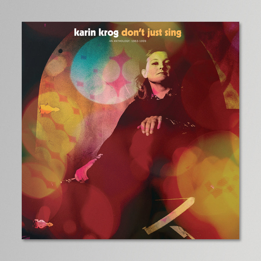 Karin Krog ‎– Don't Just Sing. An Anthology: 1963-1999