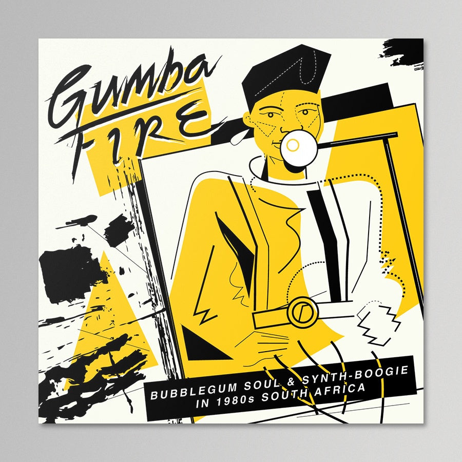 V/A - Gumba Fire: Bubblegum Soul & Synth Boogie in 1980s South Africa