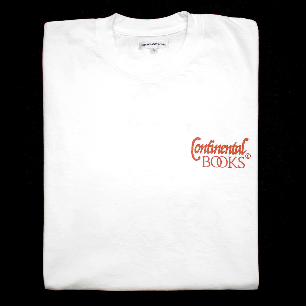 "Highgate and Lows ""Kiosk"" Tee"
