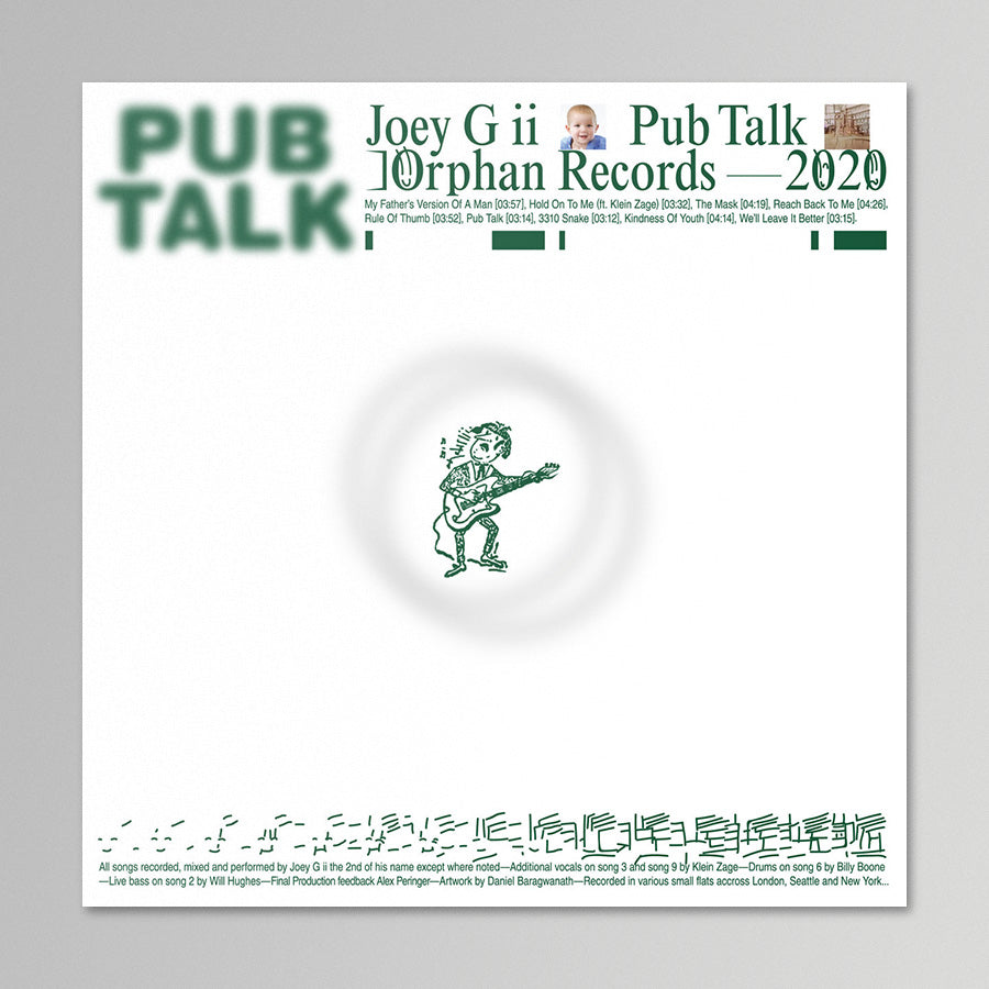 Joey G ii - Pub Talk