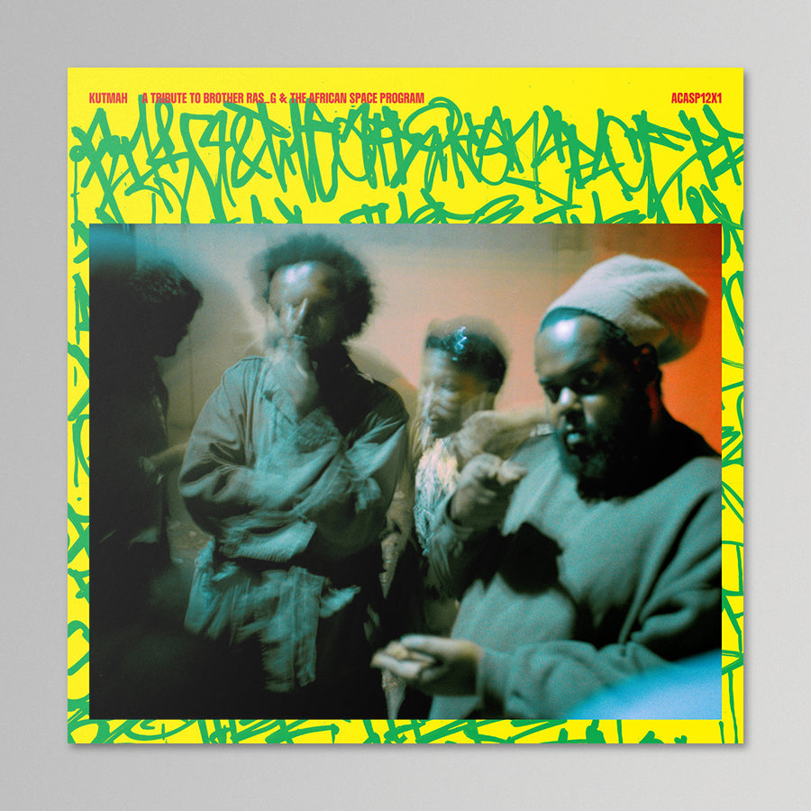 KUTMAH - A Tribute to Brother Ras G & The Afrikan Space Program