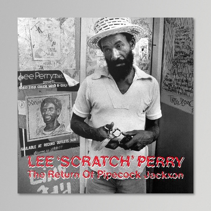 Lee 'Scratch' Perry - Return of Pipecock Jackxon