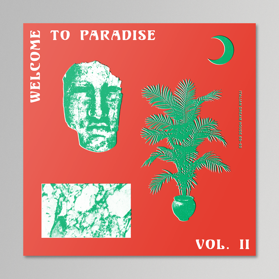 V/A - Welcome To Paradise (Italian Dream House 89-93) Volume 2