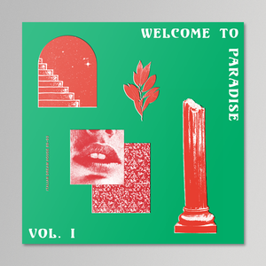 V/A - Welcome To Paradise (Italian Dream House 89-93) Volume 1