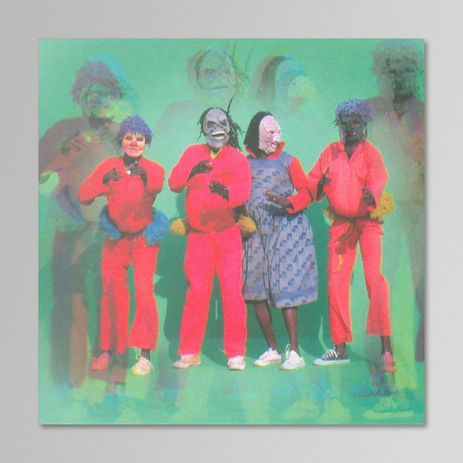 Shangaan Electro - New Wave Dance Music From South Africa