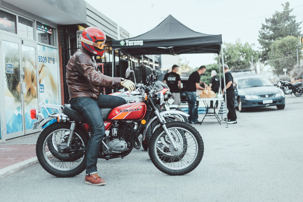 perth bike night
