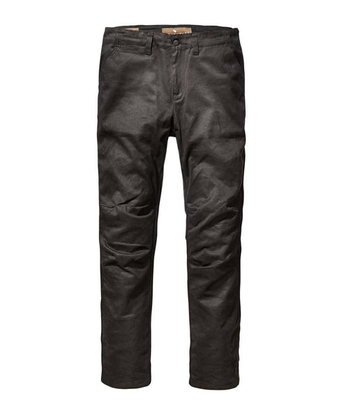 Adventure Waxed Drill Pant - Black