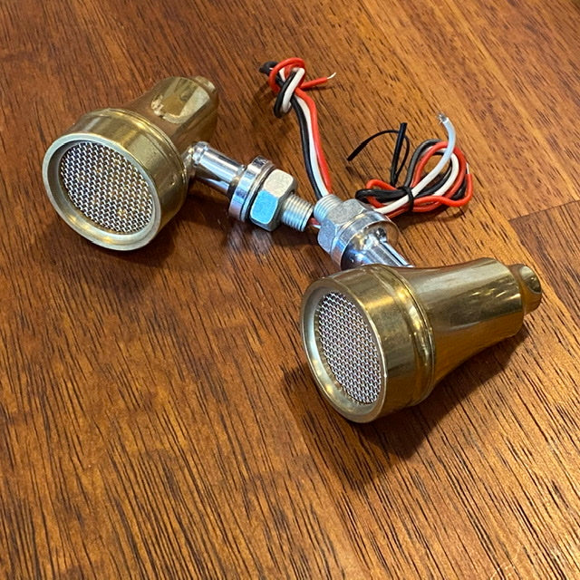 Whiskey Jar Brass Indicators