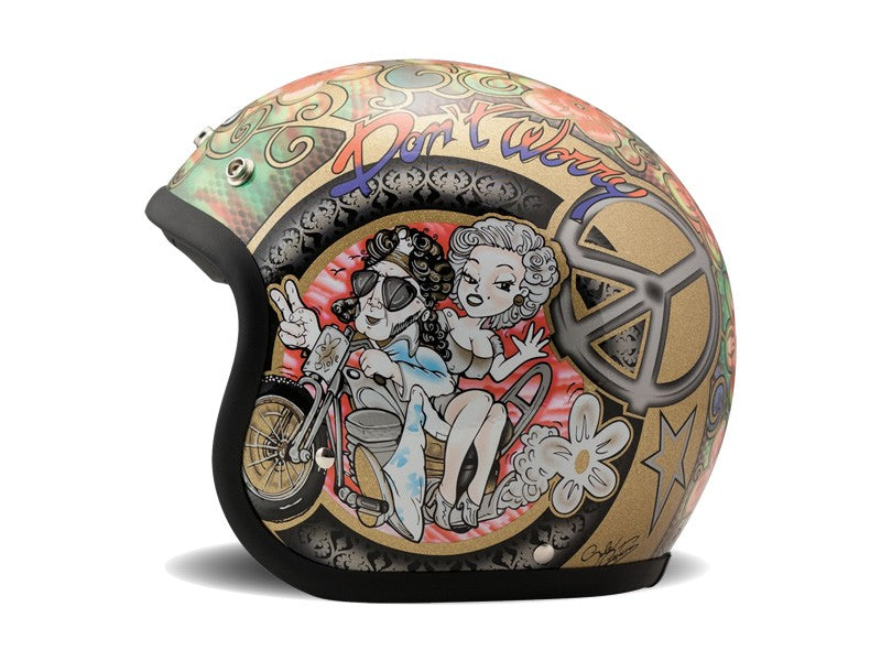 DMD - Woodstock - Open Face Vintage Helmet