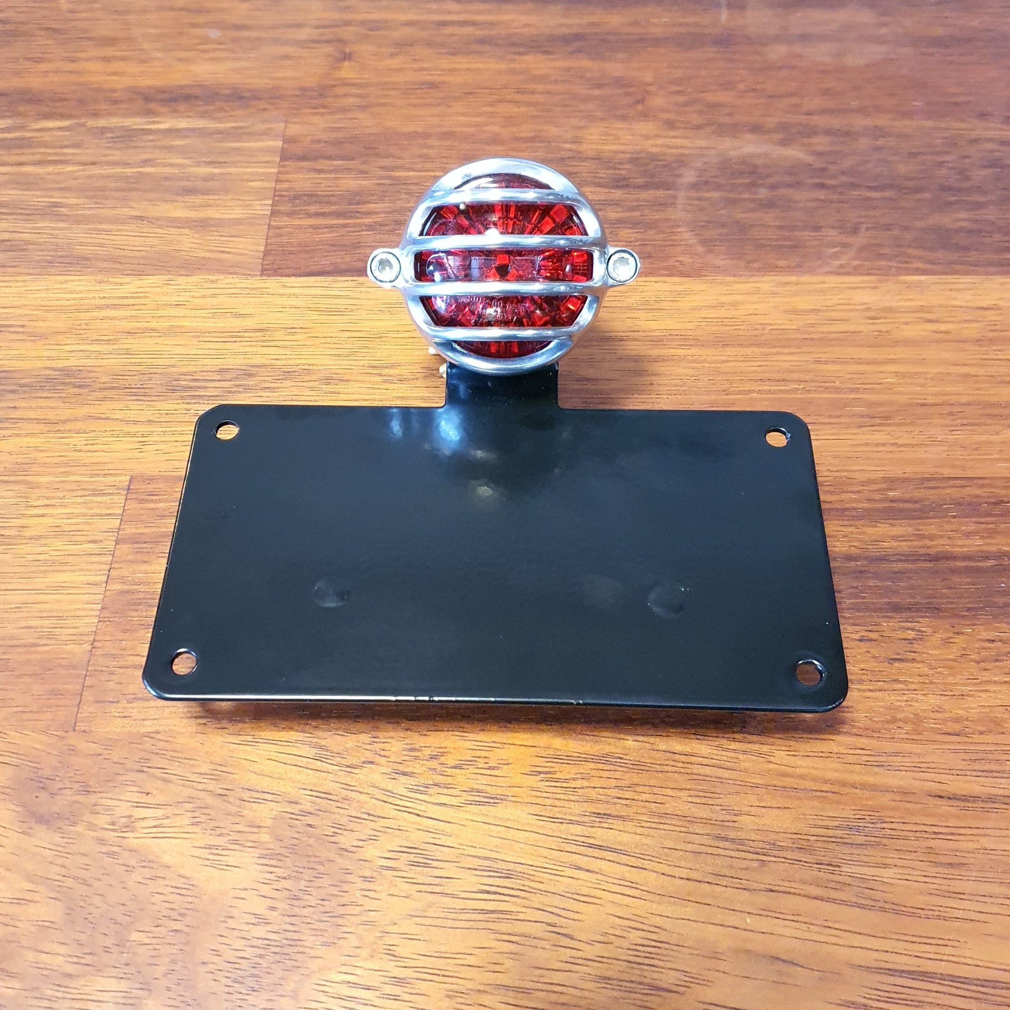 Triumph Motone License Plate mount