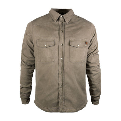 JOHN DOE MOTOSHIRT MEN | CAMEL