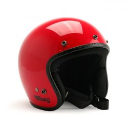 ROEG JETT HELMET FLAMING RED