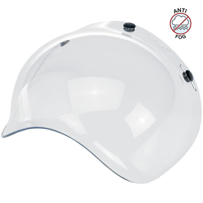 rogue motorcycles  Perth Western Australia Motorcycle shop retail store bubble face shield, helmet visor, clear