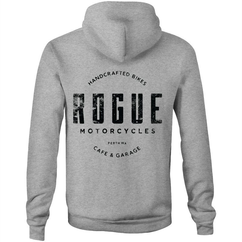 Rogue - Light Pocket Hoodie Sweatshirt