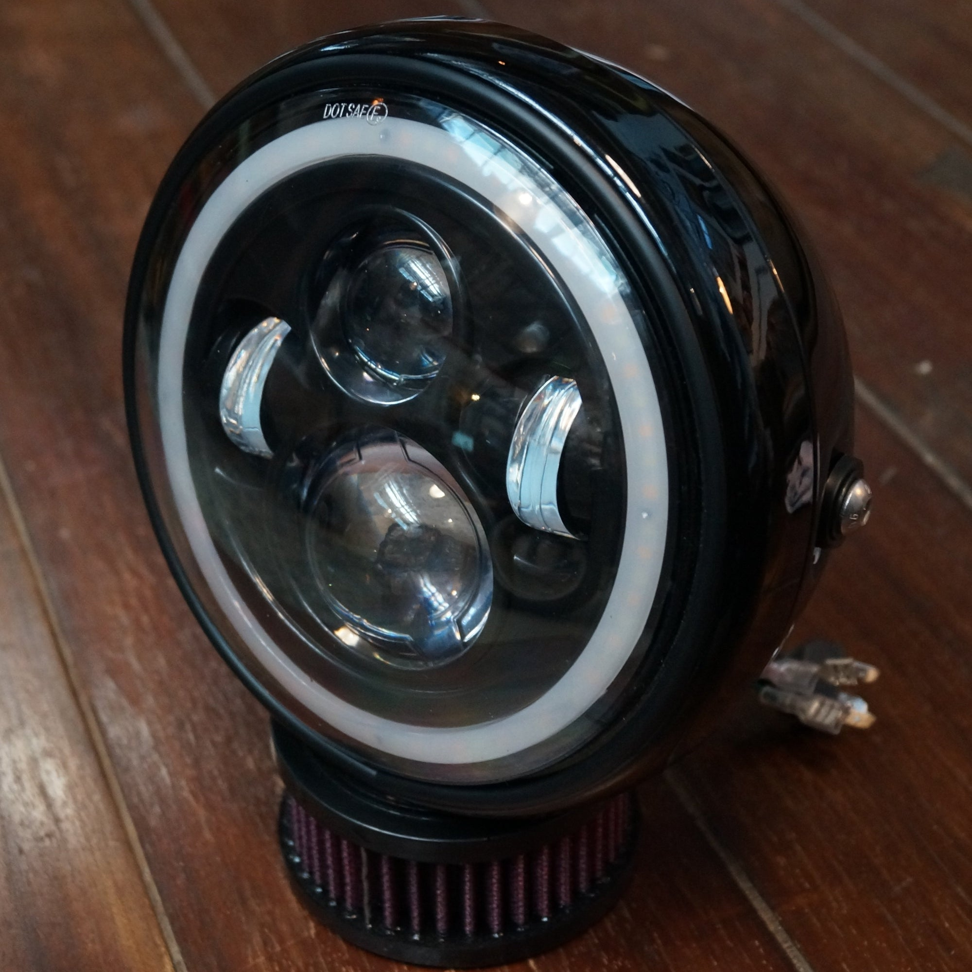 "DAYMAKER Headlight 7"" LED"