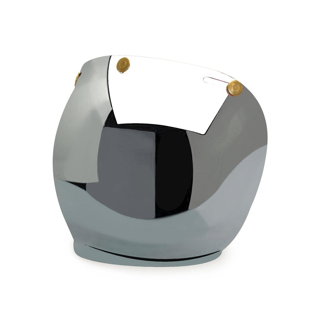 Hedonist Bubble Visor | Mirror