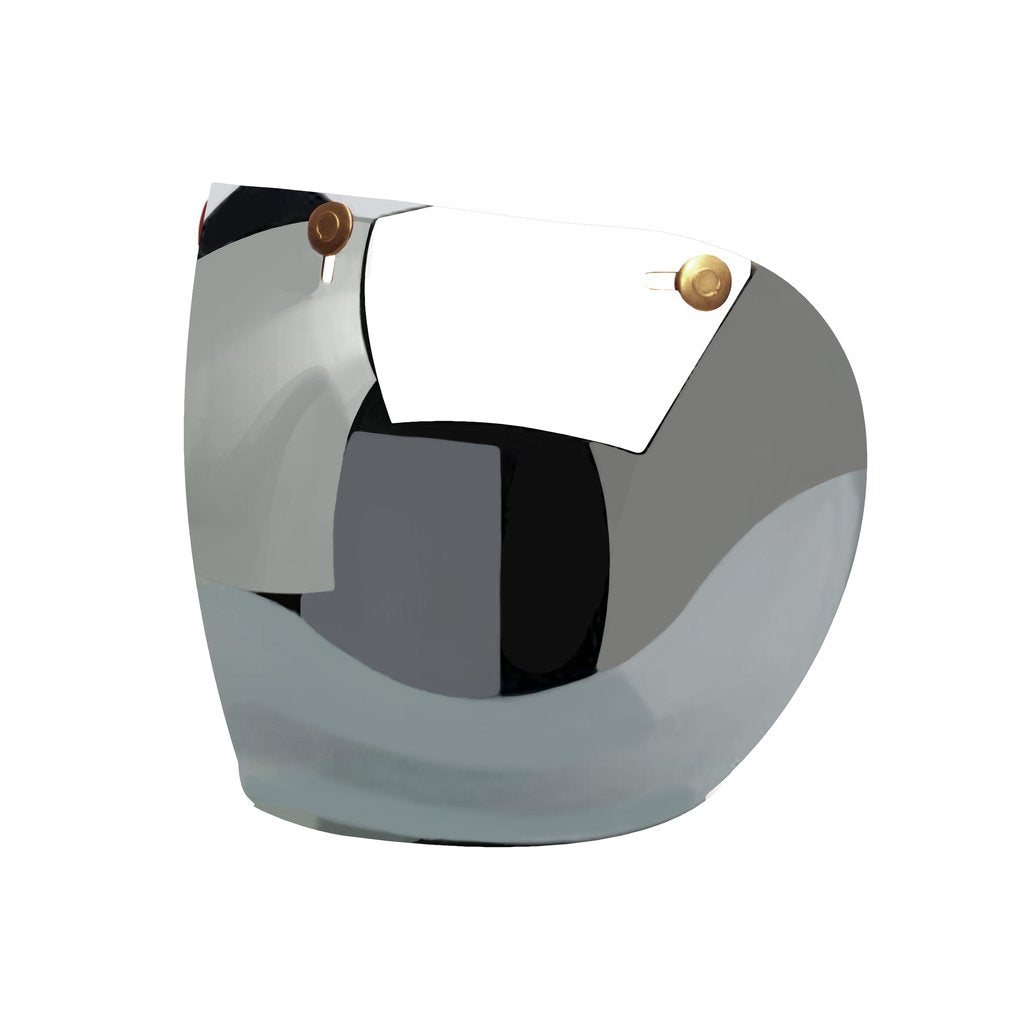 Hedonist Shield Visor | Mirror