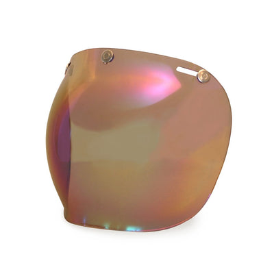 Hedonist Bubble Visor | Rainbow