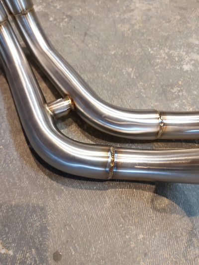 Yamaha XSR700 stainless exhaust headers