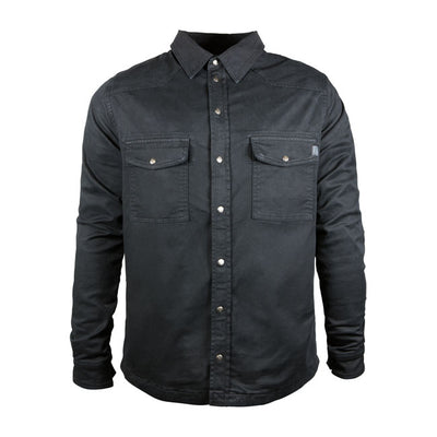 JOHN DOE MOTOSHIRT MEN | BLACK