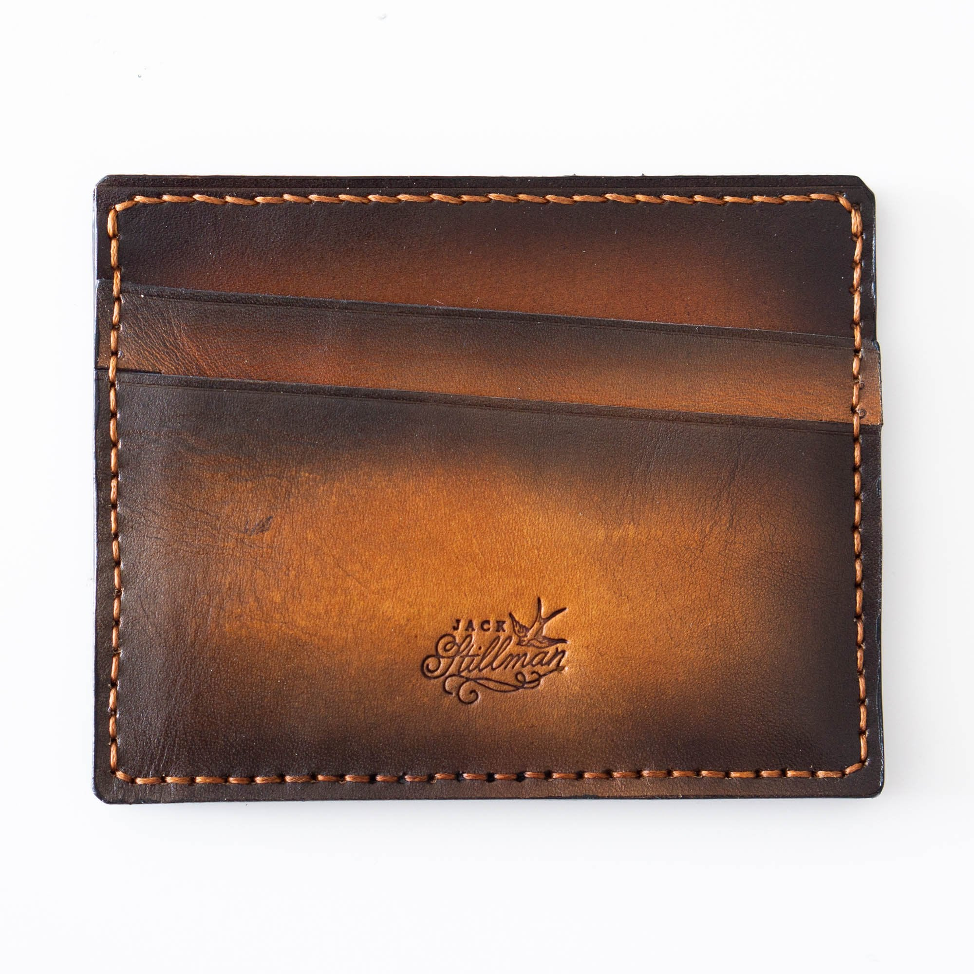 Larrabee Card Vegtan Leather Wallet for Business